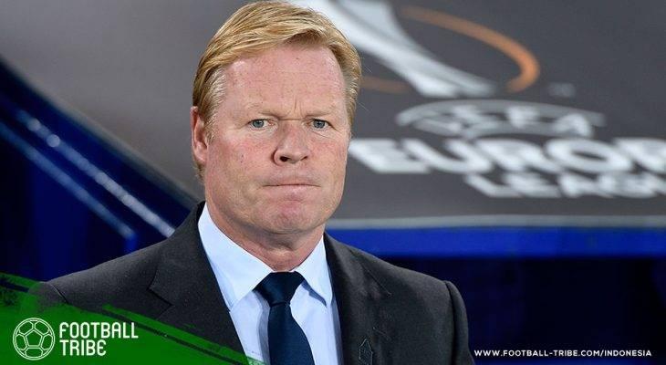 Tren Buruk Ronald Koeman dan Everton yang Berlanjut di Liga Europa