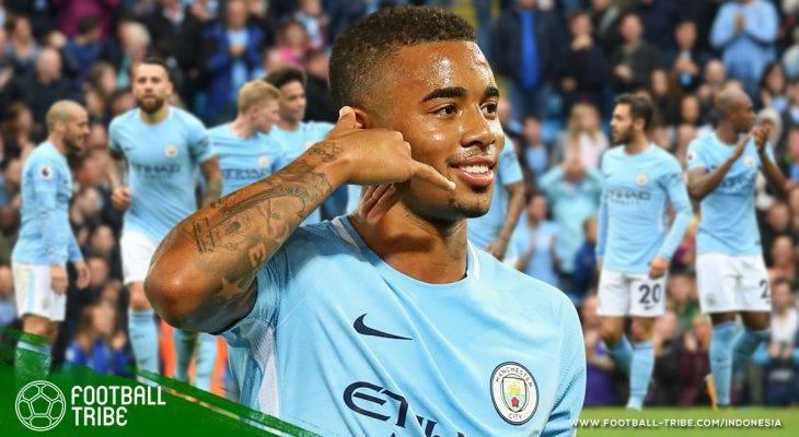 Konsep Kontrak Baru dari Manchester City untuk Gabriel Jesus