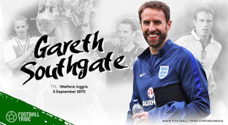 Gareth Southgate, Pertaruhan Besar Si Pendobrak Tradisi Timnas Inggris