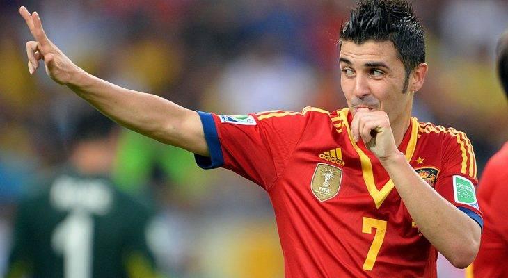 Rindu Tak Tertahan Spanyol terhadap David Villa
