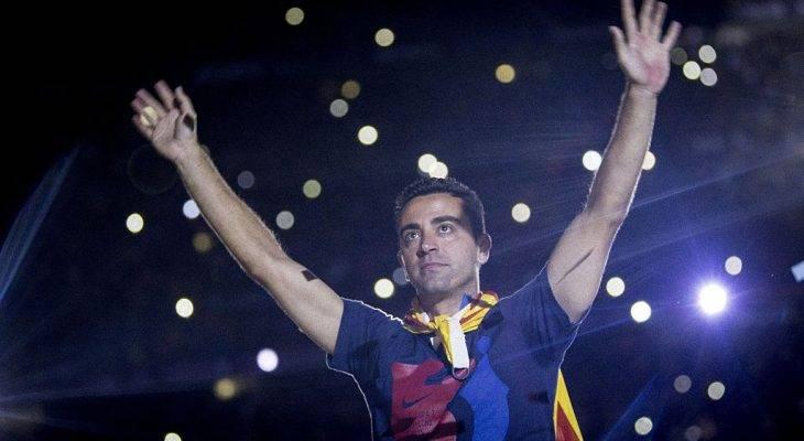 Dibalik Kritikan Xavi kepada Aktivitas Transfer Barcelona