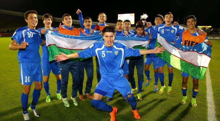Uzbekistan dan Mimpi yang Kembali Melayang untuk ke Piala Dunia