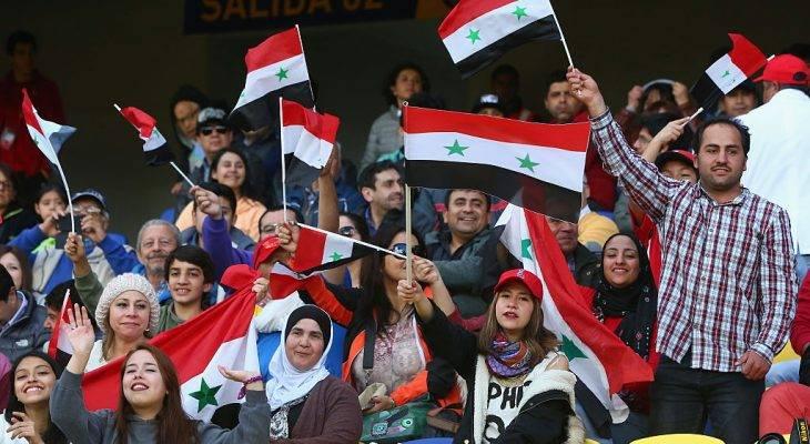 Suriah: Antara Kecamuk Perang dan Impian ke Piala Dunia 2018