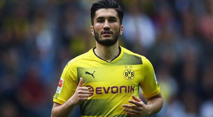 Nuri Sahin yang Tak Sanggup Berpaling dari Dortmund