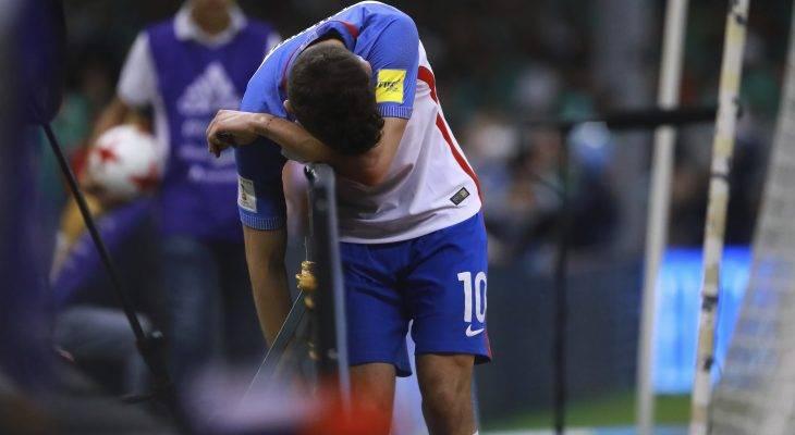 Penyebab (Andai) Amerika Serikat Gagal Lolos ke Piala Dunia 2018