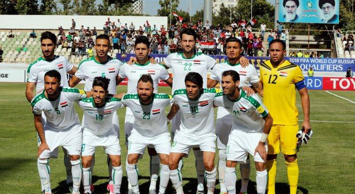 Negara-Negara yang Sukses di Sepak Bola Kala Dilanda Perang