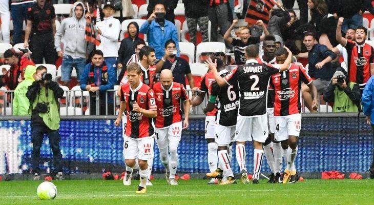 Membantai AS Monaco, Momentum Kebangkitan Nice di Ligue 1?