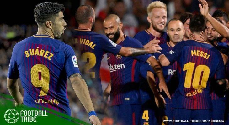 Dua Gol Bunuh Diri di Derby Bersejarah Catalunya
