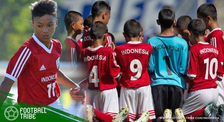 Kiprah Membanggakan Anak-Anak Indonesia di Danone Nations Cup 2017