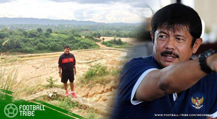 Rencana Indra Sjafri dan Akademi Sepak Bola di Bontang