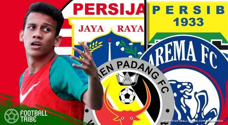 Klub-Klub Indonesia Potensial untuk Egy Maulana Vikry