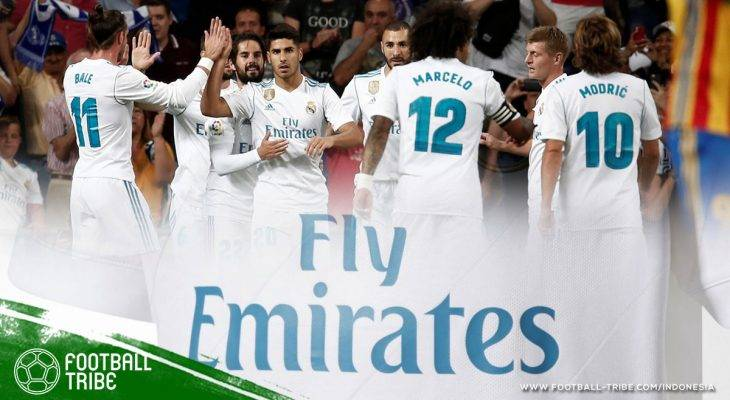 Babak Baru Kolaborasi Fly Emirates dan Real Madrid