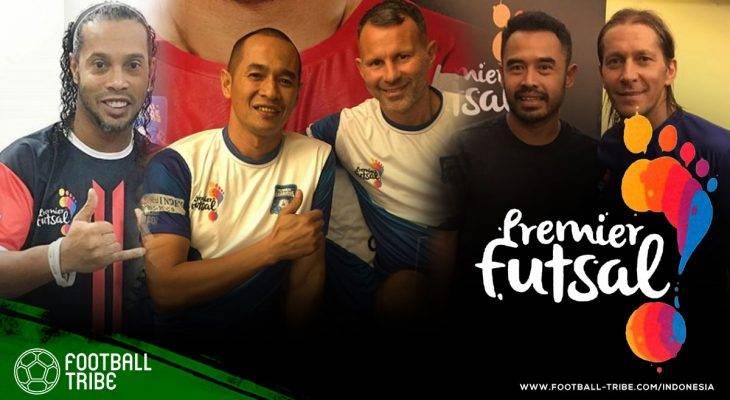 Ketika Kurniawan dan Ponaryo Astaman Beradu dengan Ronaldinho di Turnamen Futsal