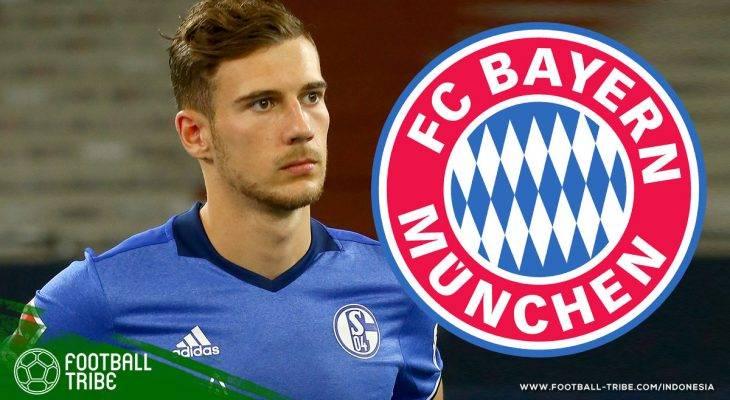 Leon Goretzka Menuju Bayern München?