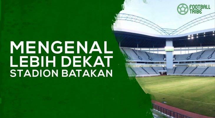 Selamat Ulang Tahun yang Kedua, Stadion Batakan!