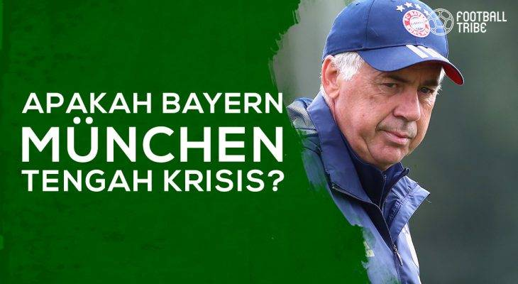 Apakah Bayern München Tengah Krisis?