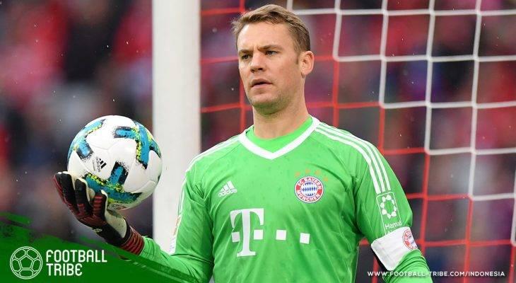 Manuel Neuer, Kiper Siborg Itu Kembali Tumbang