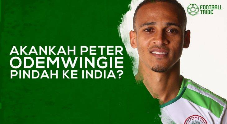 Akankah Peter Odemwingie Pindah ke India?