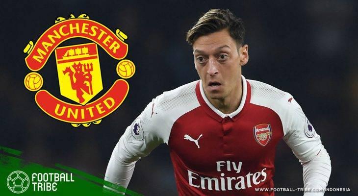 Plus dan Minus Mesut Özil ke Manchester United