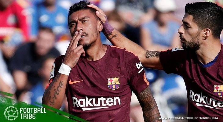 Paulinho, Si Pemain Buangan Penyelamat Barcelona