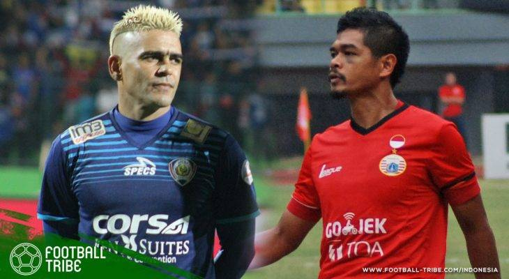 Pemain-Pemain Veteran di Go-Jek Traveloka Liga 1