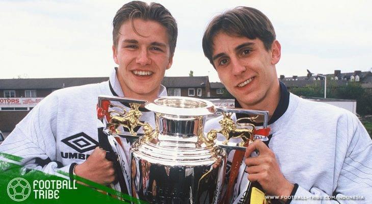 Pengakuan Gary Neville saat David Beckham Pergi dari Manchester United