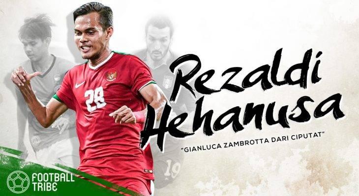 Rezaldi Hehanussa: Bek Kiri Muda Indonesia yang Serupa Gianluca Zambrotta