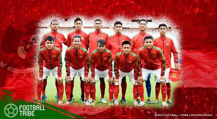 Geliat Timnas Indonesia di Kualifikasi Piala Asia U-16