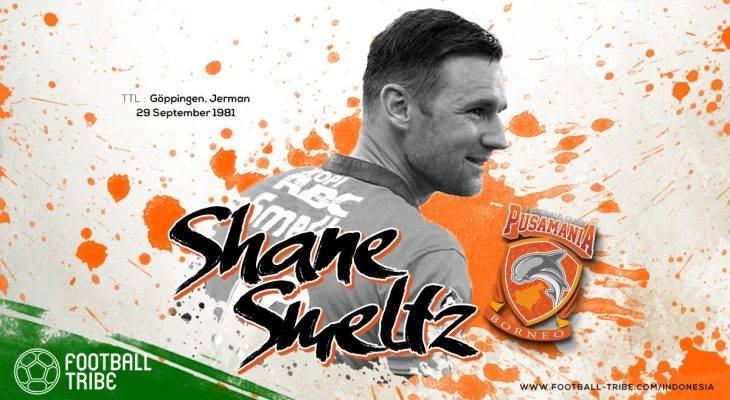 Shane Smeltz, Membidik Piala Dunia dari Pusamania Borneo FC