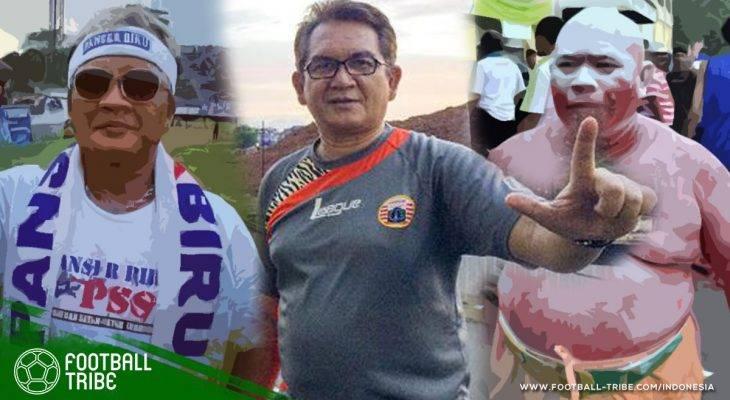 Barisan Tokoh Suporter Legendaris di Liga Indonesia (Bagian 2)