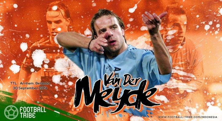 Karier Tragis Andy van der Meyde