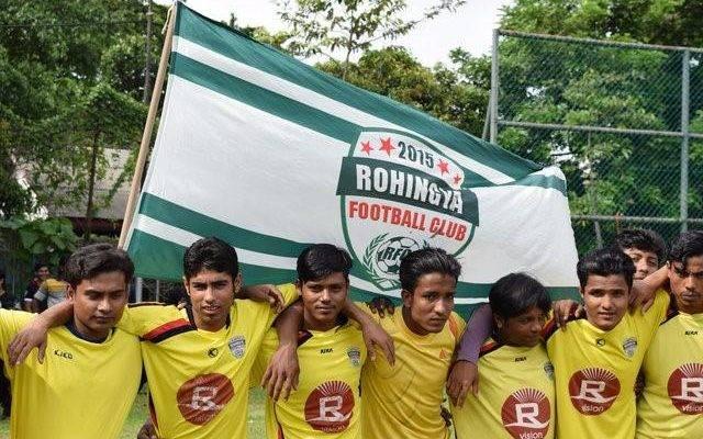 Rohingya dan Sepak Bola sebagai Pelarian Rasa Sakit Mereka