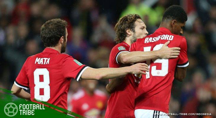 Marcus Rashford dan Manchester United yang Tengah Membara