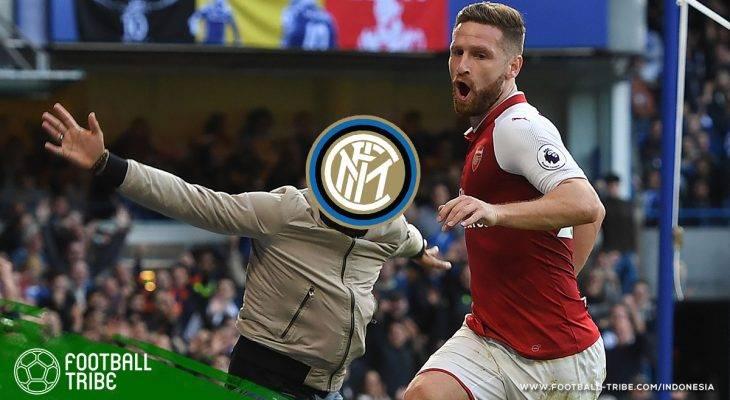 Alasan Kegagalan Internazionale Milano Meminang Shkodran Mustafi