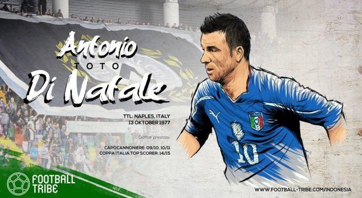 Barisan Striker Gaek yang Merajai Serie A (Bagian 1)