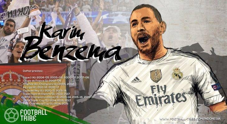 Menyusun Pujian yang Layak untuk Karim Benzema