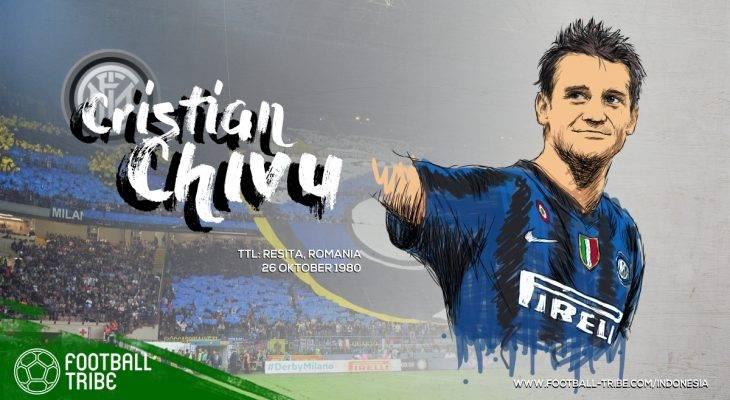 Cristian Chivu: Bintang Lain dari Negeri Drakula