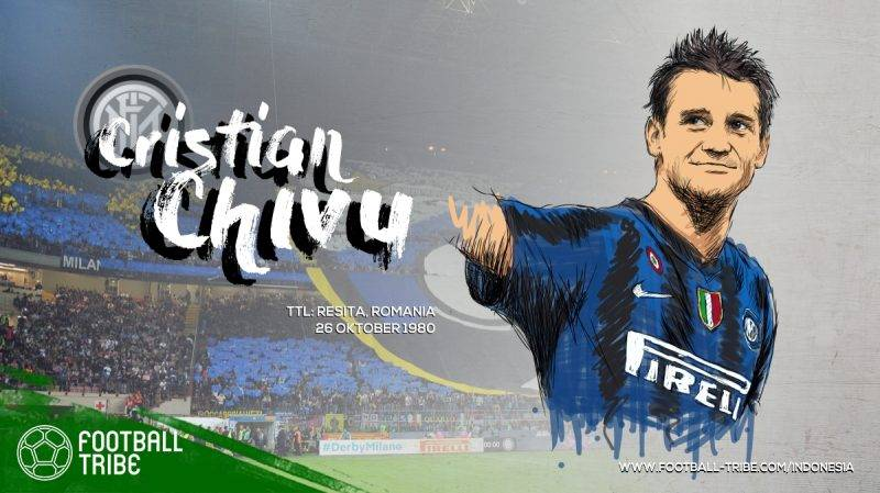 Chivu melengkapi kekokohan skuat Inter