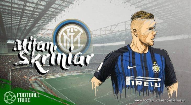 Milan Skriniar: Bersama Internazionale Milano untuk Bersinar