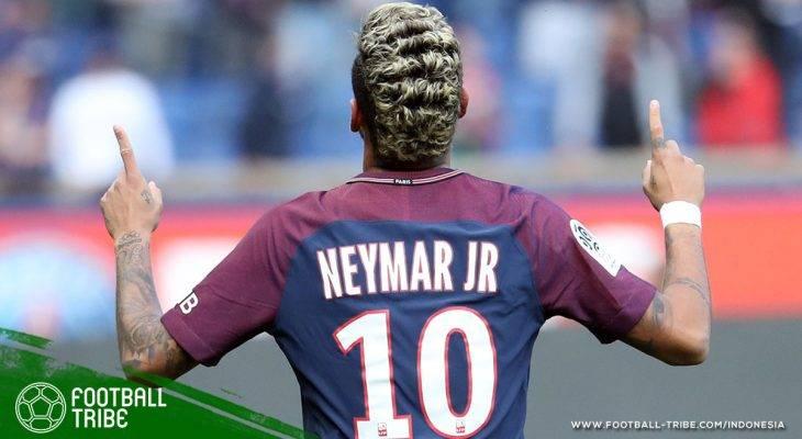 Tak Punya Release Clause di PSG, Berani Bayar Berapa untuk Beli Neymar?