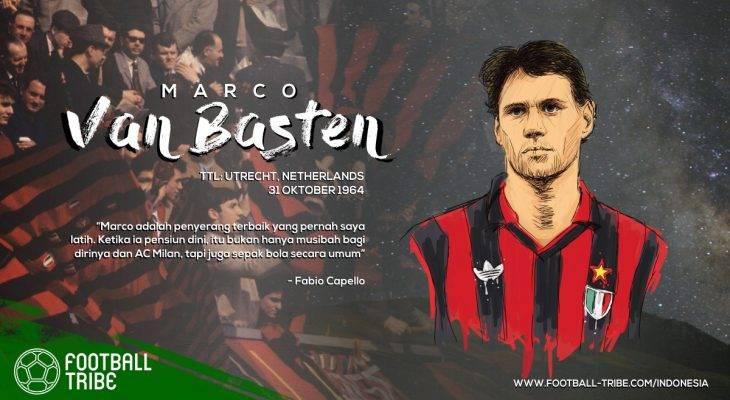 Marco van Basten yang Selalu Topklassen