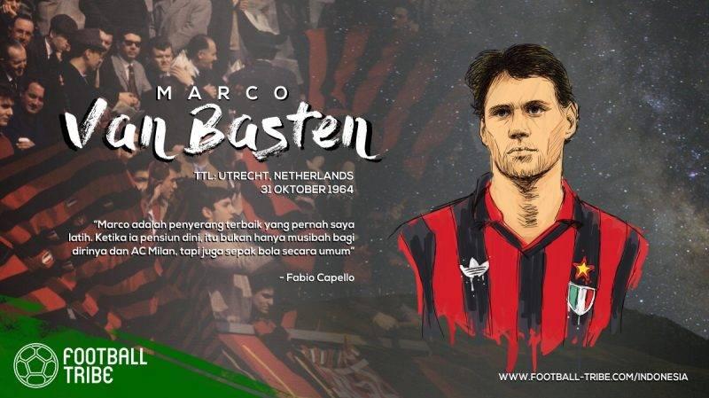 nama van Basten sangat harum