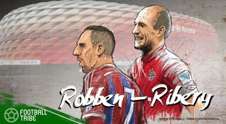 Senjakala Robbery di Bayern München