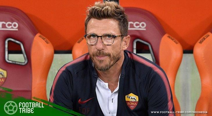 Badai Cedera AS Roma dan Tantangan bagi Eusebio Di Francesco