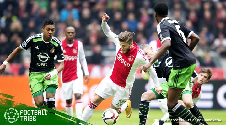 De Klassieker: Rivalitas Panas Ajax dan Feyenoord