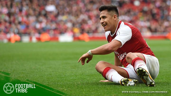 Tawaran Manchester City untuk Alexis pemain dengan gosip terpanas