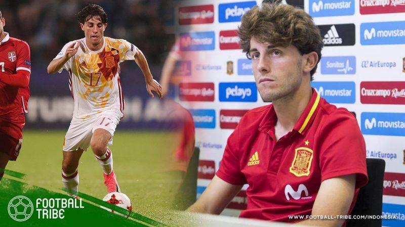 Pemanggilan Odriozola ke tim nasional Spanyol