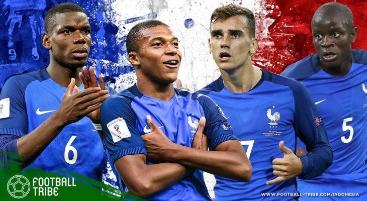 Apakah Timnas Prancis Memang Luar Biasa?