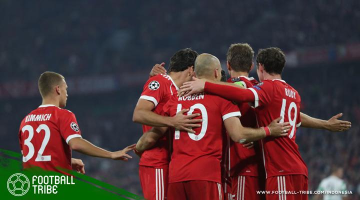 Bayern München Benamkan Celtic FC