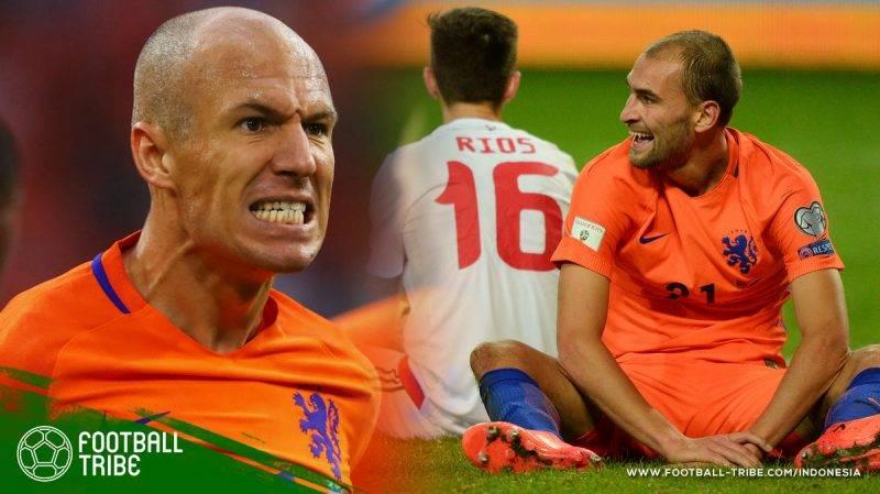 Timnas sepak bola Belanda